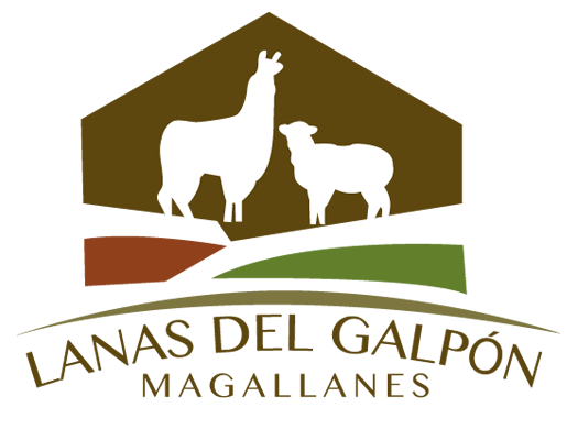 Lanas del Galpón, Punta Arenas, Patagonia, Chile | Lana de oveja y llama.